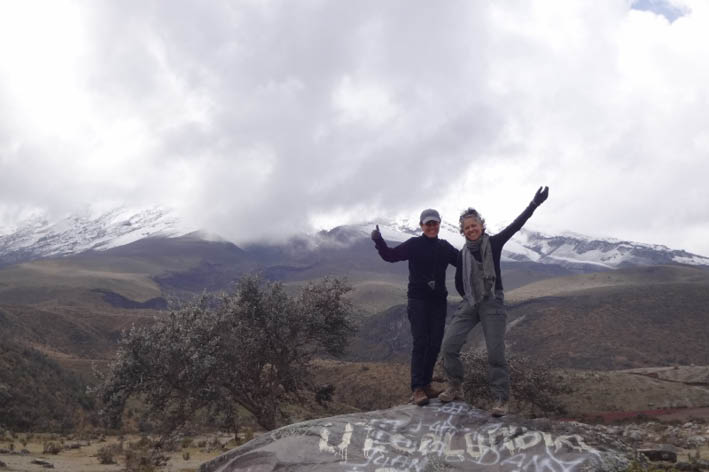 Andeira Cotopaxi Equador 5